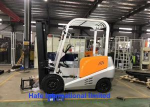 China CE Standard Electric Fork Lift Trucks AC Motor CURTIS Controller on sale