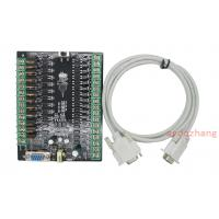 China 28MT16in 12out PLC with RS232 by Mitsubishi FX2N Gx developer With data cable on sale