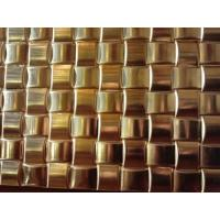 China Decorative Metal Architectural Sheets, Decorative Sheet Metal, Decorative Metal Panels on sale