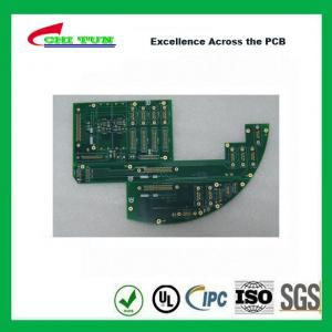 China 6 Layer Circuit Board Multilayer Pcb Fabrication With 315X205MM Gold Pcb Board Assembly on sale