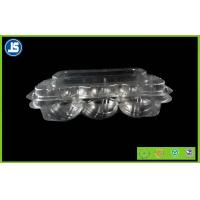 Nontoxic Plastic Food Packaging Trays , Plastic Blister Packaging