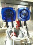 Hotels 2.5KG  Dishwasher Detergent Dispenser / ECOLCO dedicated detergent dispenser Dual pumps