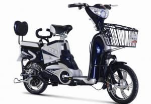 China OEM Customized Lead acid Electric Bike / E scooters with Al-alloy frame , Classical style on sale