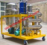 Nettoyez la machine d'huile de friture, usine de filtration d'huile végétale, huile de noix de coco Decoloring Equipemnt, épurateur d'huile de friture