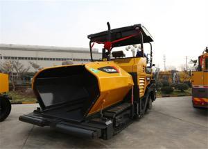 162KW Shangchai Diesel Engine Concrete / Asphalt Paver