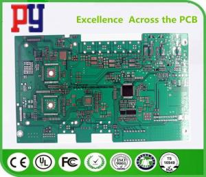 China Durable Double Sided Pcb Fabrication Fr4 1~3 Oz Copper Thickness UL ROHS Approval on sale