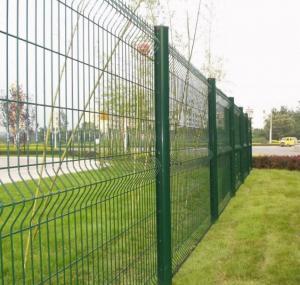Le plastique a soudé la barrière de jardin de panneau de ...