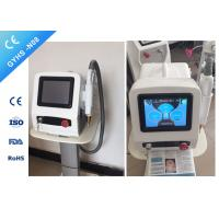 800w Pico Nd Yag Laser Tattoo Removal Machine Q - Switched Type For Beauty Salon