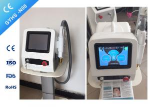 China 800w Pico Nd Yag Laser Tattoo Removal Machine Q - Switched Type For Beauty Salon on sale