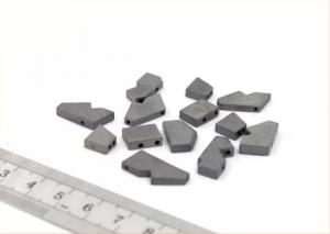 China Hard Metal DCMT Carbide Inserts , Internal Thread Cutting Tool With CVD Coating on sale