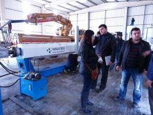 China XPS Extruded foaming Production Line LPG as main as main foaming gas on sale