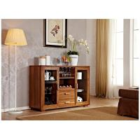 China Brown Console Table With Ample Storage Room , Entrance Hall Table on sale