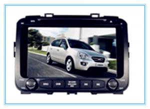 China Android car DVD Multi-touch Screen with 3G Wifi Car DVD Player GPS for KIA Carens supplier