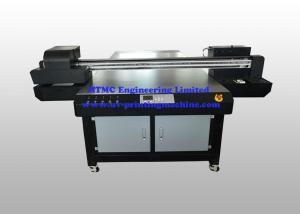 China Multifunction Flatbed UV Wood Printing Machine , Large Format UV Printer on sale
