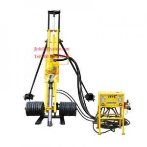 China Pneumatic Dth Drilling Rig Construction Drilling Equipment DM100A on sale