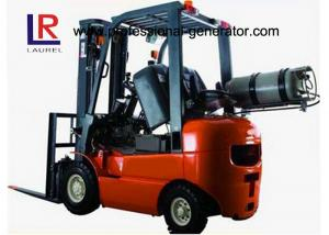China Easy Affordable 3.5T Gasonline LPG Forklift for New Design , AC Motor Power on sale
