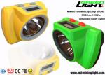 18000Lux Rechargeable LED Mining Headlamp Wireless Ultra Bright Handy Switch