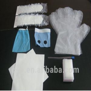 Quality CE&ISO Approved Surgical Dental Drape Pack with EO Sterile for sale