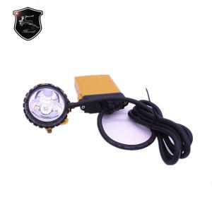 China KL12LM 25000lux Explosion proof miner led headlamp mining cap lamp with SOS flashlight on sale
