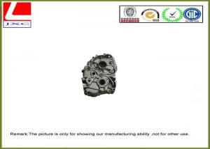 China A explosão da areia e a cor da natureza de alumínio morrem tampa da carcaça usada para o carro on sale