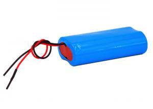 China Rechargeable Lithium 18650 Battery Pack 3.7V 5200mah 1S2P For Power Bank on sale