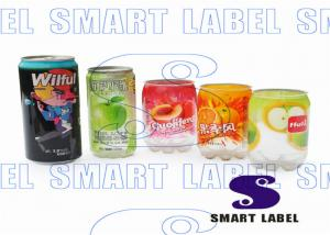 China Environmental OPS Tamper Evident Shrink Sleeves for Snacks Package Gravure Printing on sale