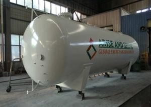 China 5 - 120M3 LPG Tanker Truck , LPG Bulk Tank For Transport CCC Certified on sale