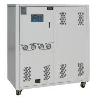 Recirculating Industrial Air Cooled Chillers , Box Type Cooling Water Chiller