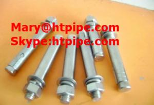 China SUS 304 stainless steel bolt on sale