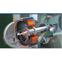 China 100kw - 10MW High Efficiency Bulb Hydro Turbine for Water Head 2m - 20m on sale