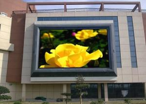 China High Definition Led Screen Advertising , P8mm Full Color Outdoor Led Display on sale