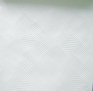China white Pvc Gypsum Tile on sale