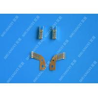 Customized Wire Crimp Terminals , Professional Copper Wire Pin Terminals