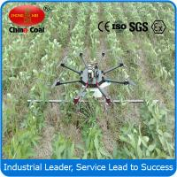 China China coal group 2015 hot selling full set drones Octocopter Large UAV for Agriculture Plant Protection on sale