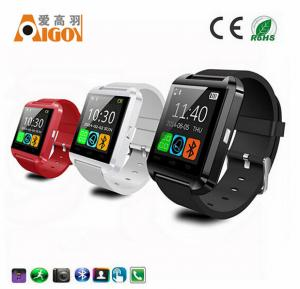 China Wholesale smart watch touch screen cheap health care  U8 OEM bluetooth for android and ios on sale