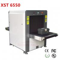 Through Type Baggage Screening Equipment , Luggage X Ray Machine In Airport Security