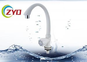 China Lead Free Single Hole Faucet , Deck Mounted Single Hole Vessel Sink Faucet on sale