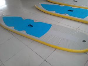 China OEM ISUP Inflatable Standup Paddleboard Sit On Top Kayaks With 12 Thickness on sale