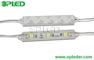 China SMD 5050 Waterproof LED Modules IP67 In Red / White / RGB on sale