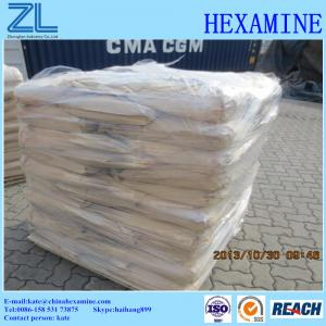 China Hexamine tablets 99.5% for solid fuel tablets on sale