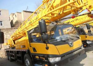 China QY-30K5 XCMG Truck Crane / Construction Truck Crane For Building COC Certified on sale
