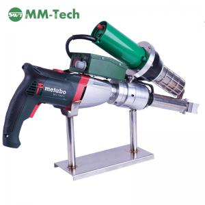 China Plastic Granules Extrusion Welder,Thermoplastic Welding using Hand Held Extruder, on sale