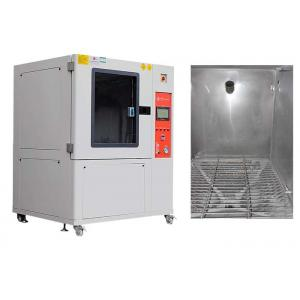 IP5X IP6X Climatic Test Chamber High Efficiency For Electronic Components