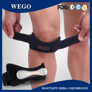 f4e5c215e9 WG-KB015 Knee Strap Patella Tendon Brace Adjustable Neoprene Knee Pain  Relief