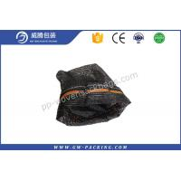 China Black color fruit and vegetables packing customized PP Leno/Mesh Bags on sale