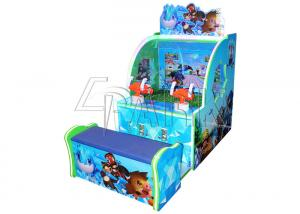 China Kids coin operated electronic indoor water shooting gun arcade game machine for sale on sale