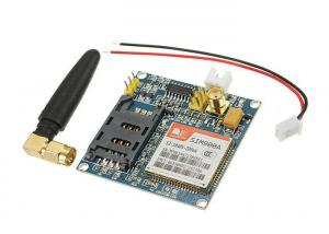 China DC 5V Sim900a Wireless Data Transmission Module GSM GPRS Board Kit With Ant on sale