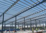 Cost-effective Projects prefabricated steel frame structure construction workshop building
