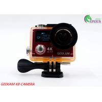 2.4G Remote VR 360 Panoramic Video CameraK8R 170° Angle With Dual Screen