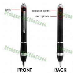 Quality HD Ball-point spy Pen DVR camera with motion detection recorder for sale